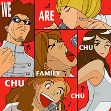 WE ARE ChuChuChu Family