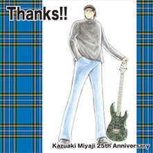 25th Anniversary CD『Thanks!!』